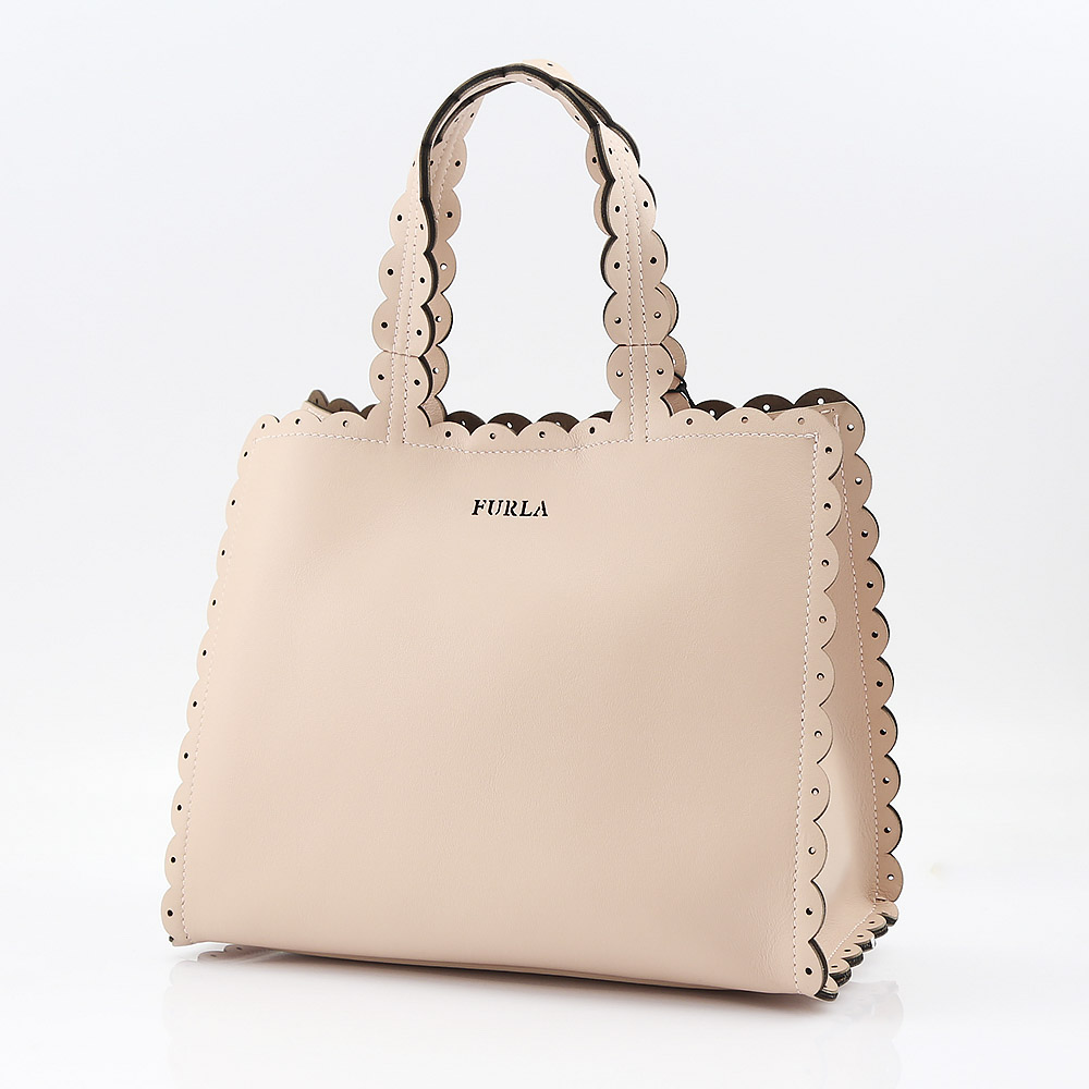 FURLA フルラ MERLETTO S TOTE BNH4-941710/MAGNO ピンク【FITHOUSE ONLINE SHOP】