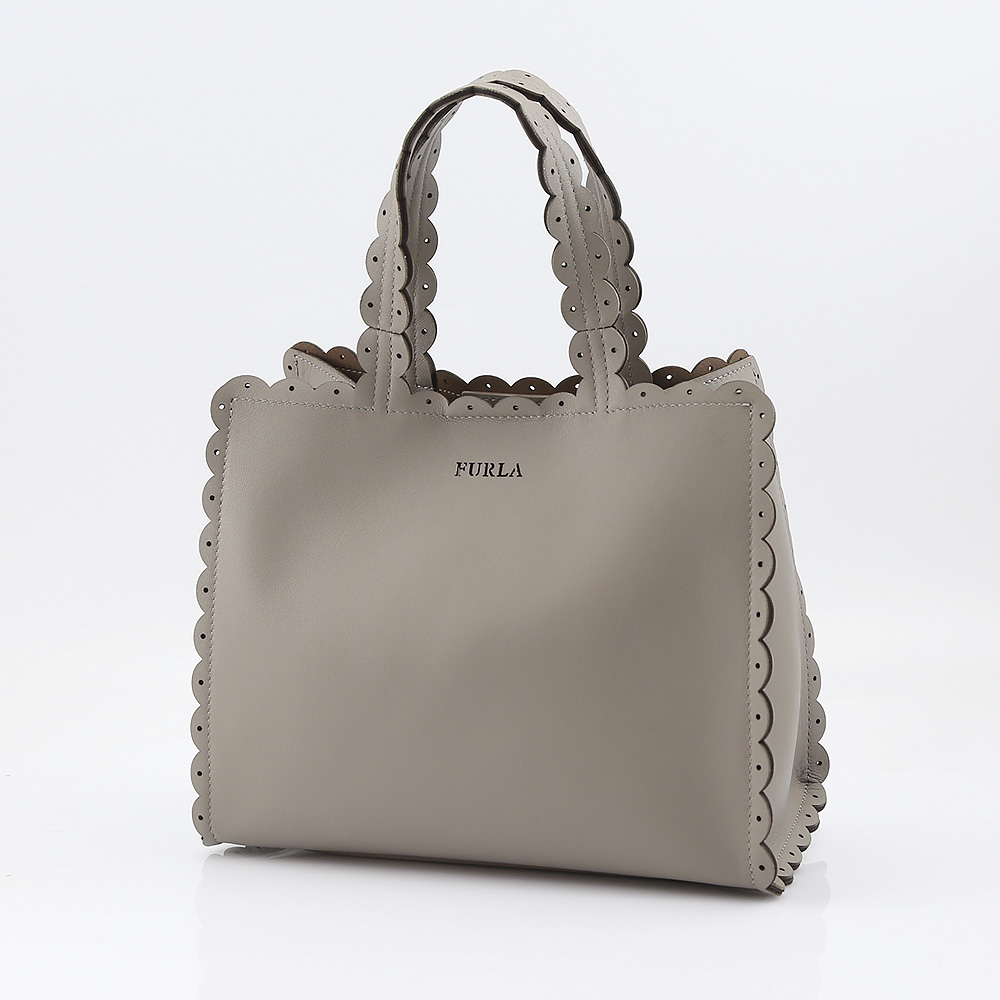 FURLA フルラ MERLETTO S TOTE BNH4-941714/SABBIA ベージュ【FITHOUSE ONLINE SHOP】