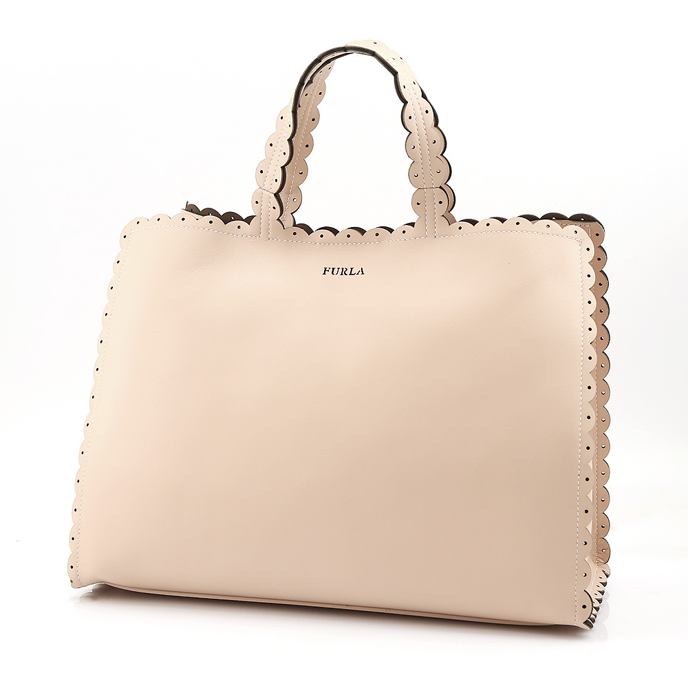 FURLA フルラ MERLETTO L TOTE BNH5-941718/MAGNO ピンク【FITHOUSE ONLINE SHOP】