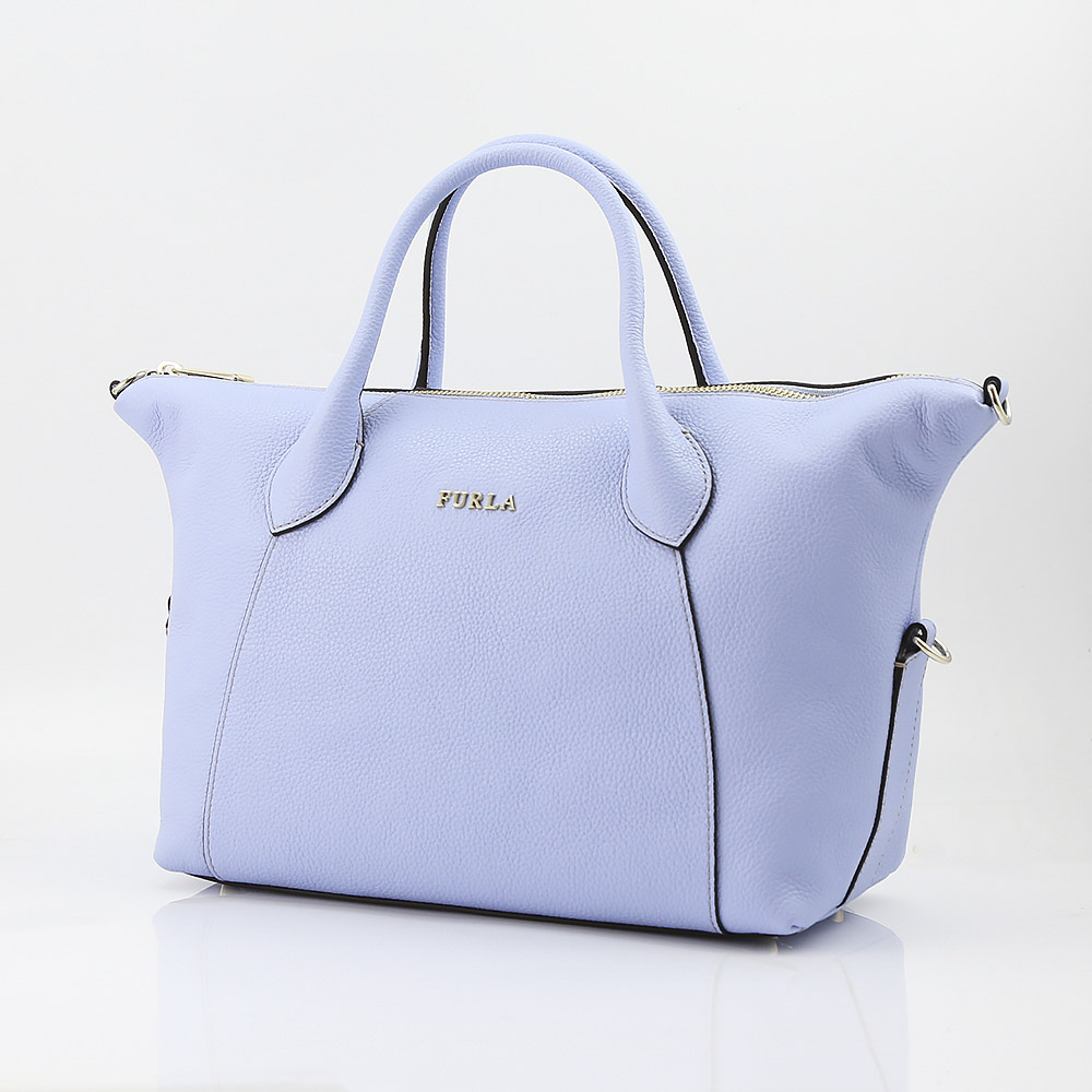 フルラ アウトレット ハンドバッグ FURLA JOHANNA M SATCHEL BNT6-950985 OXFORD ブルー【FITHOUSE ONLINE SHOP】