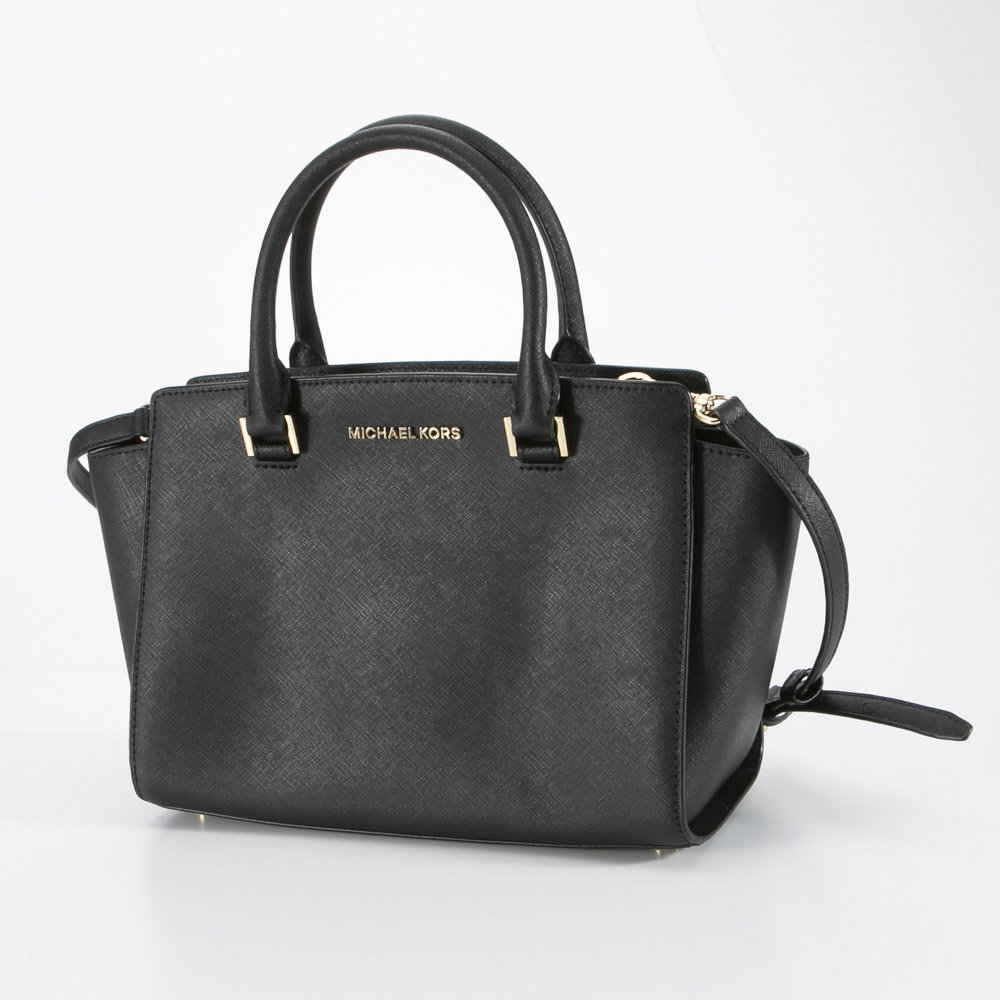 マイケルコース MICHAEL KORS ハンド・トートバッグ SELMA MD TZ SATCHEL 35H8GLMS2L【FITHOUSE ONLINE SHOP】