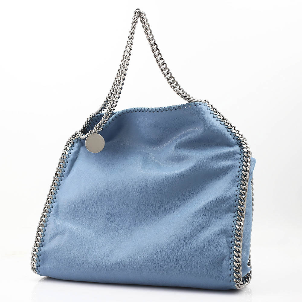 STELLAMCCARTNEY ステラマッカートニー FALABELLA SMトート 261063W9132/3312 ブルー【FITHOUSE ONLINE SHOP】