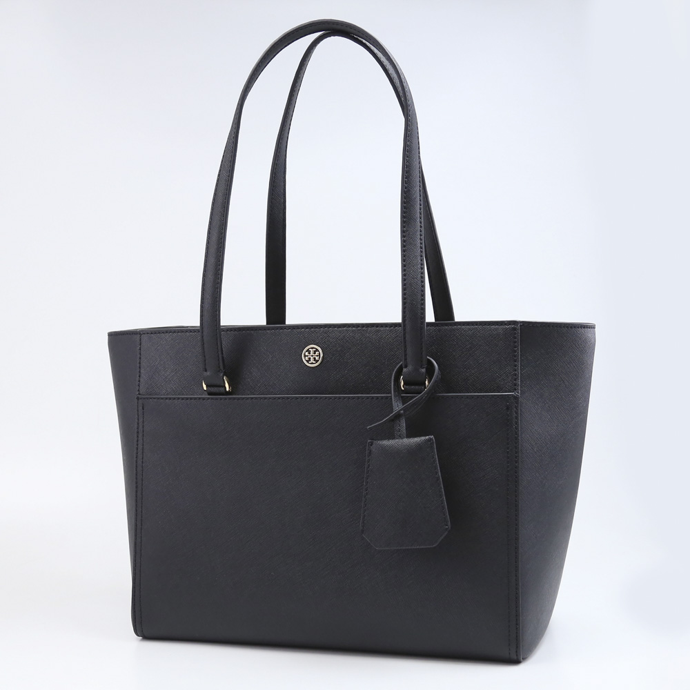 TORY BURCH トリーバーチ  ROBINSON SM TOTE 48380/018BK-RO.NV ブラック【FITHOUSE ONLINE SHOP】