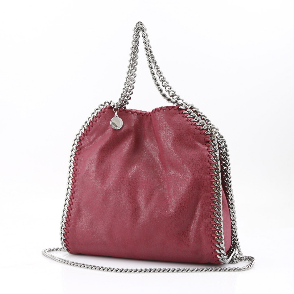STELLAMCCARTNEY ステラマッカートニー FALABELLA MINIBELLA 371223W9132/6201 レッド【FITHOUSE ONLINE SHOP】