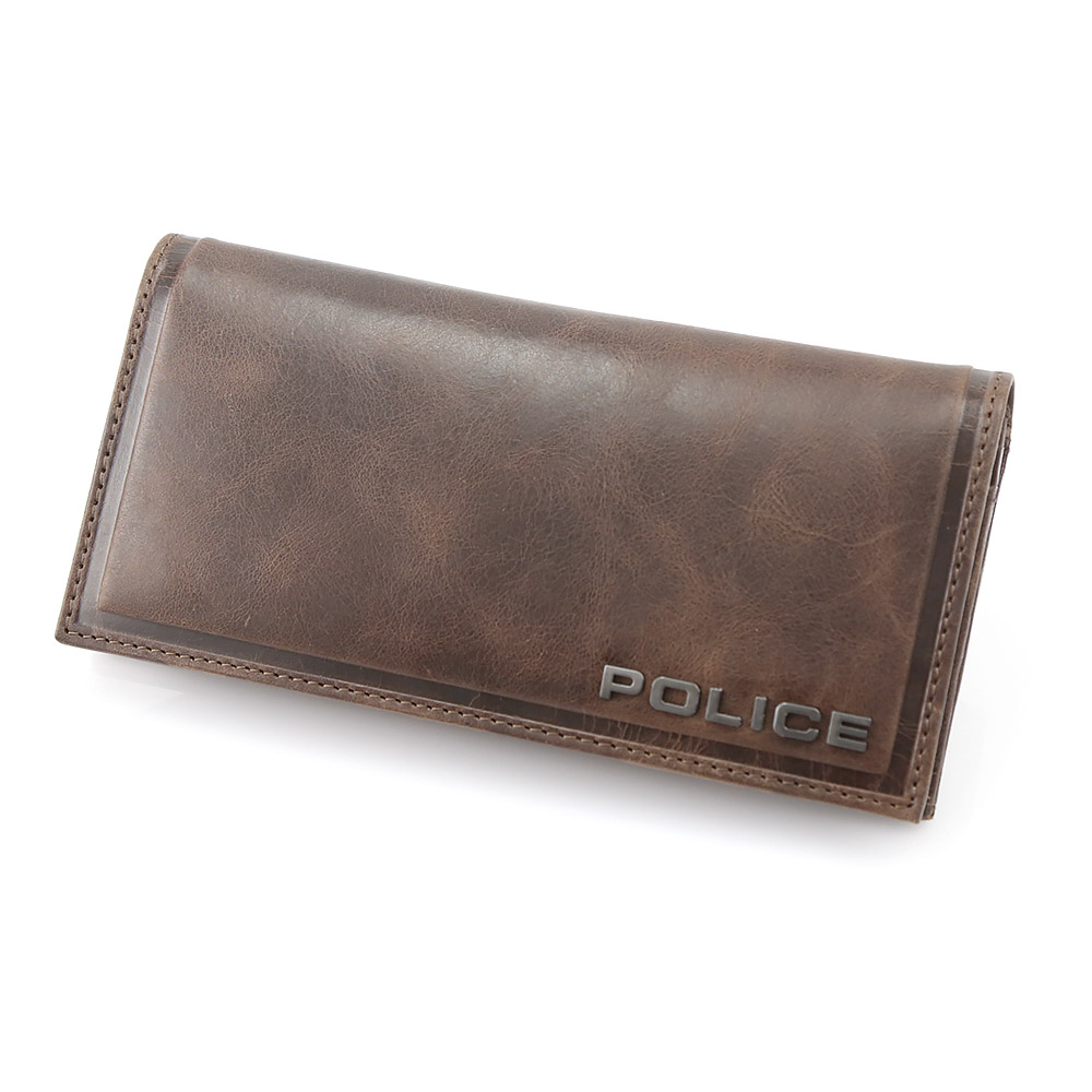 POLICE ポリス  エッジ POL58001-24/N/34 ブラウン【FITHOUSE ONLINE SHOP】