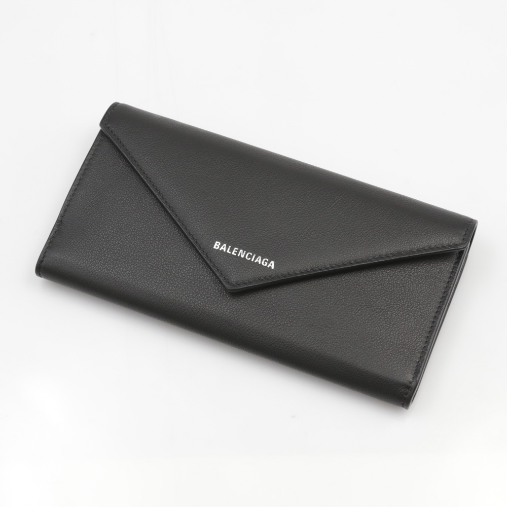 バレンシアガ BALENCIAGA 長財布 PAPER MONEYカムセ長F 499207DLQ0N【FITHOUSE ONLINE SHOP】