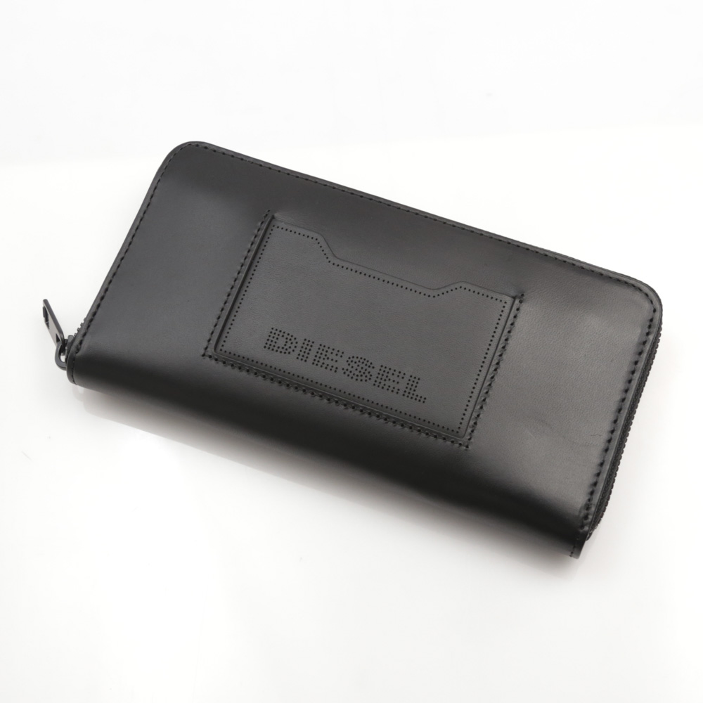 ディーゼル DIESEL 長財布 EMBOGO/24ZIPラウンド X07308PR013【FITHOUSE ONLINE SHOP】