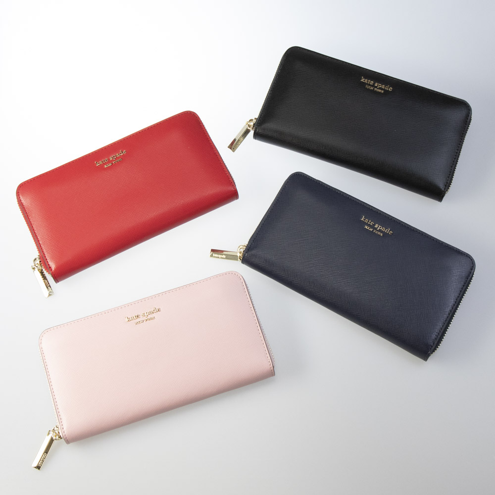 ケイトスペード kate spade 長財布 SPENCERラウンド PWRU7750【FITHOUSE ONLINE SHOP】