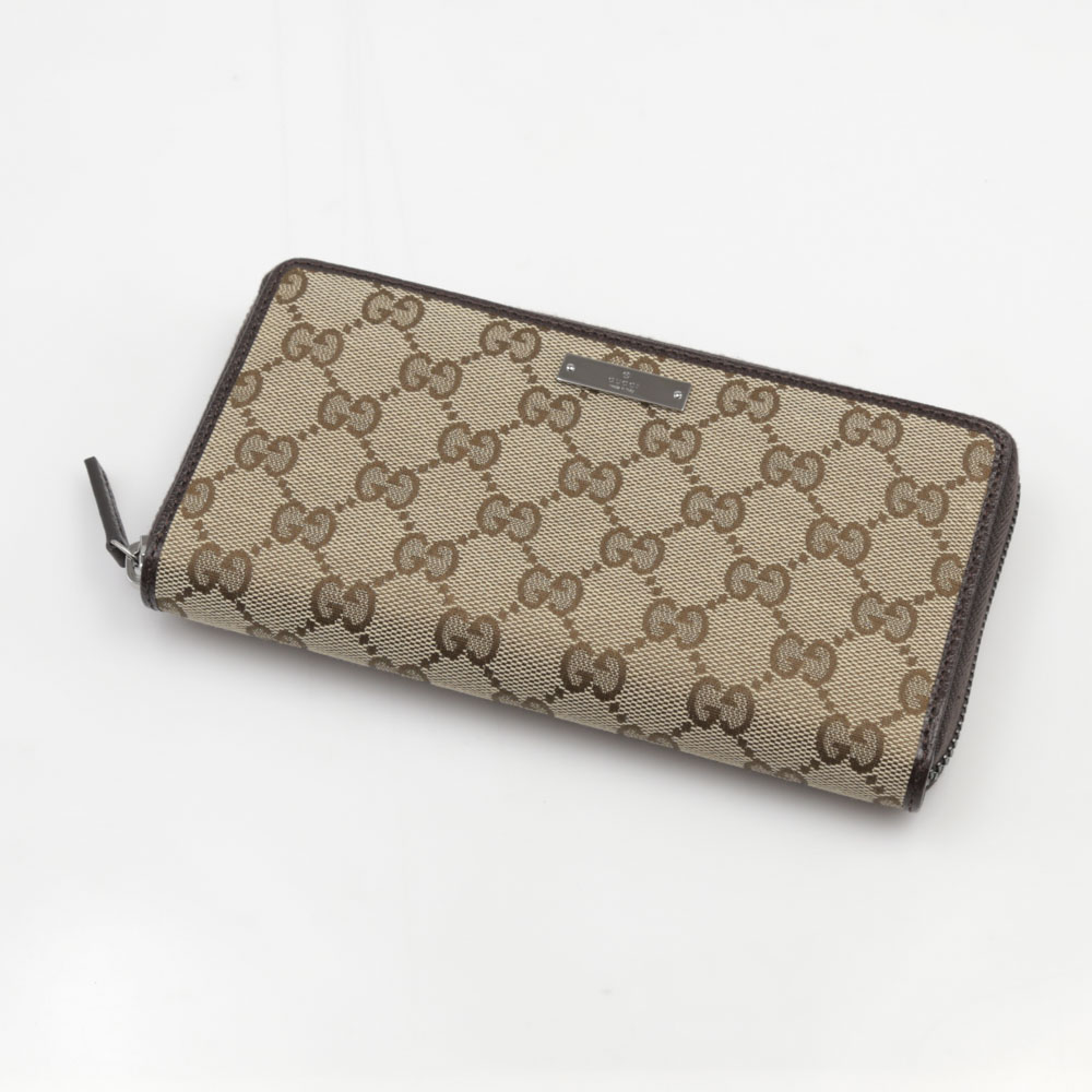グッチ GUCCI 長財布 EX METALBAR OR.GGラウンド長 EX307980F40IR【FITHOUSE ONLINE SHOP】