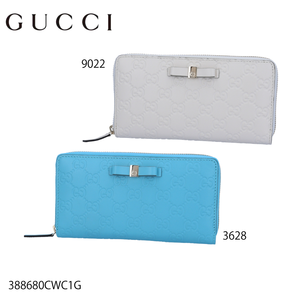 グッチ GUCCI 長財布 BOWY GGシマ 388680CWC1G【FITHOUSE ONLINE SHOP】