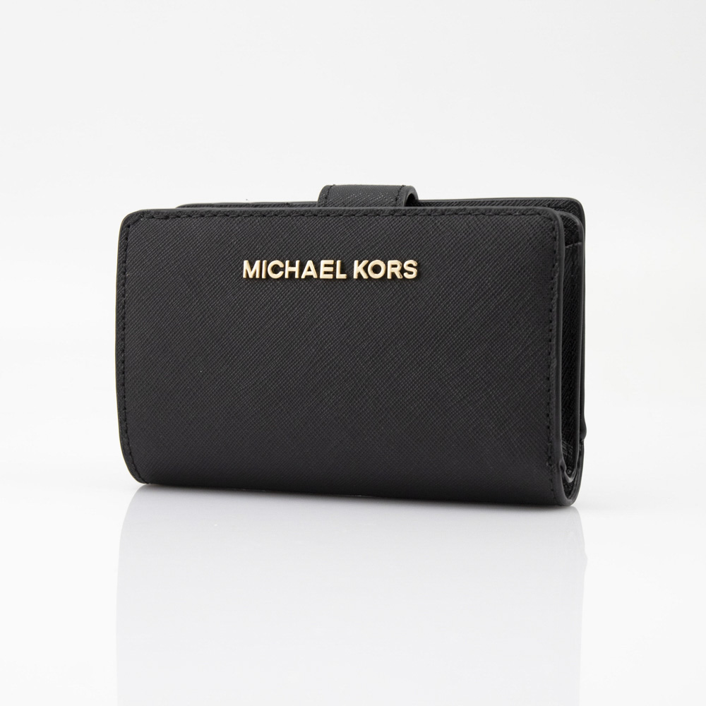 マイケルコース MICHAEL KORS 折財布 JETSET SAF中間L字F 35F7GTVF2L【FITHOUSE ONLINE SHOP】