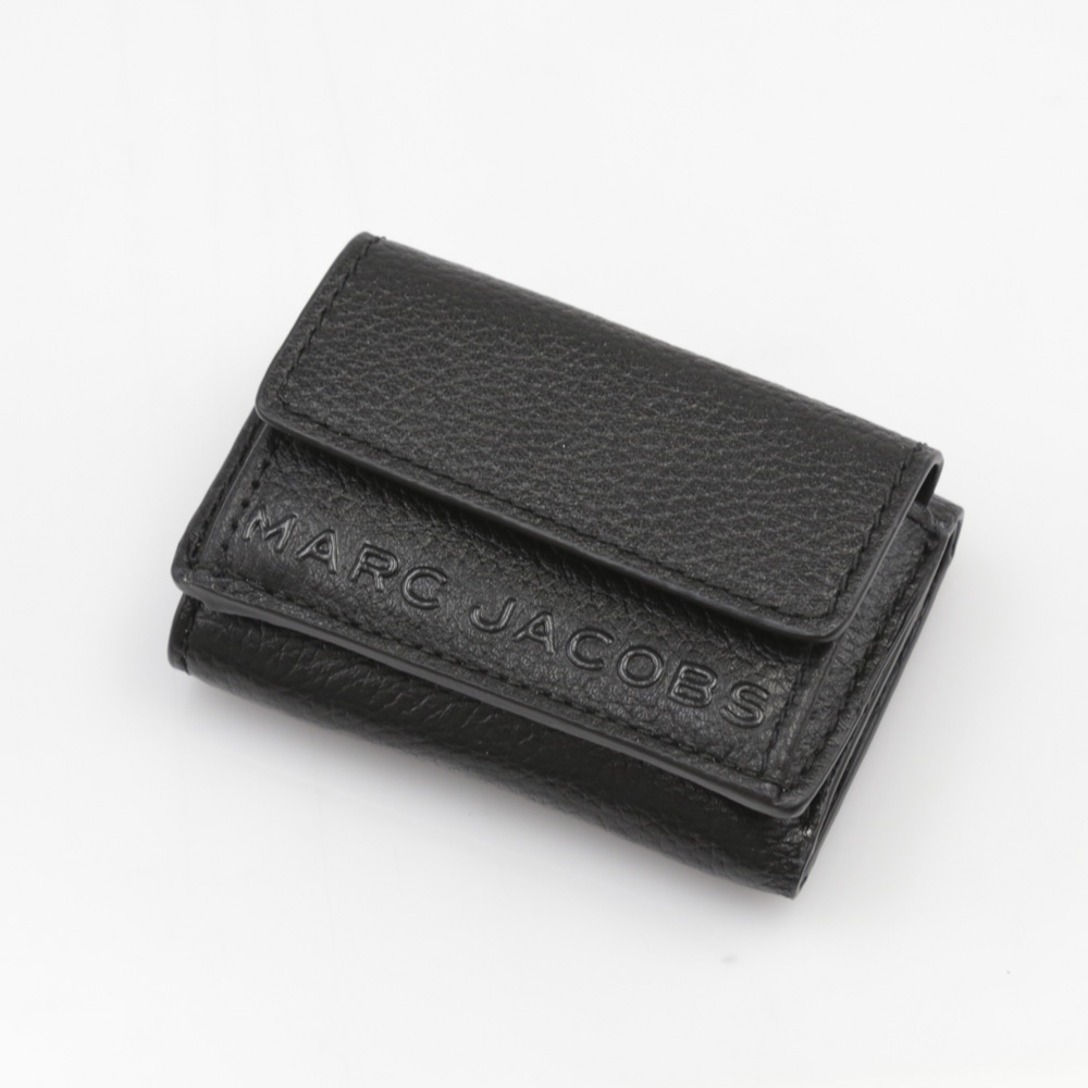 マークジェイコブス MARC JACOBS 折財布 THE TEXTURED BOX三折TINY M0015111【FITHOUSE ONLINE SHOP】