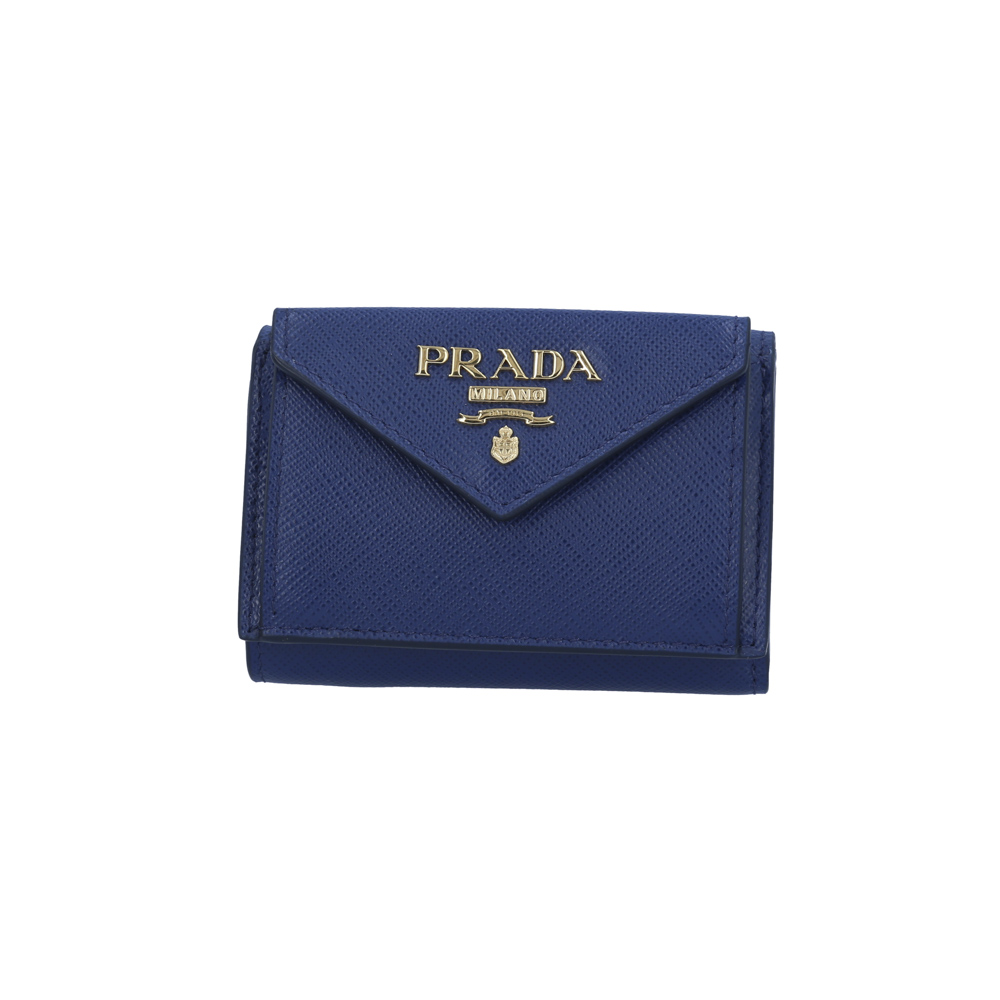 プラダ PRADA 折財布 SAF.METAL三折TINY 1MH021-QWA【FITHOUSE ONLINE SHOP】
