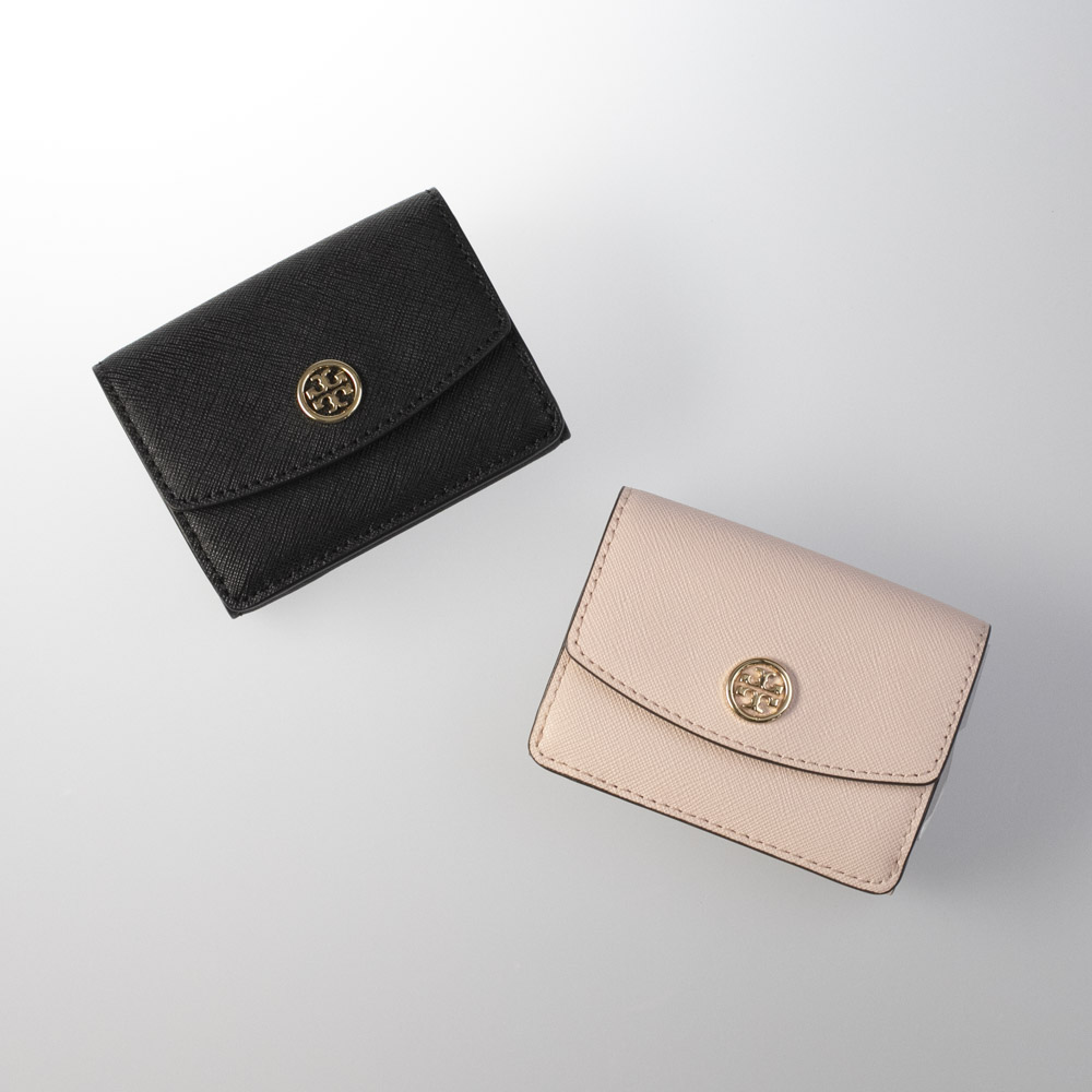 トリーバーチ TORY BURCH 折り財布 ROBINSON三折TINY 61936【FITHOUSE ONLINE SHOP】
