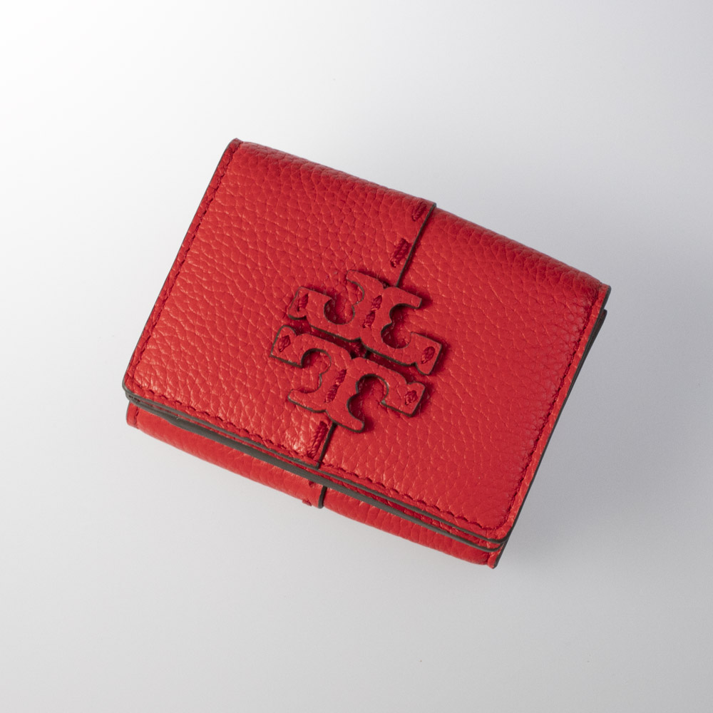 トリーバーチ TORY BURCH 折り財布 MCGRAW三折TINY 61970【FITHOUSE ONLINE SHOP】