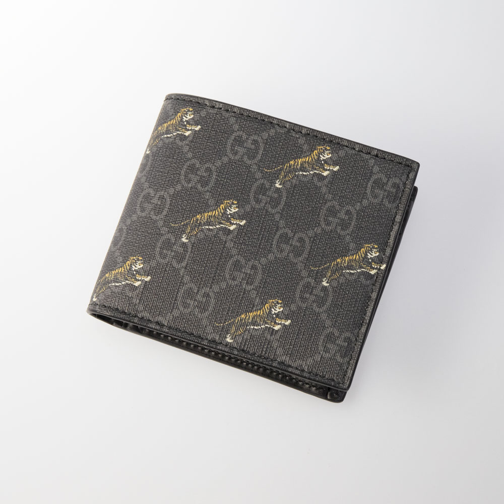 グッチ GUCCI 折財布 TIGERS折小銭付 575132G2BAN【FITHOUSE ONLINE SHOP】