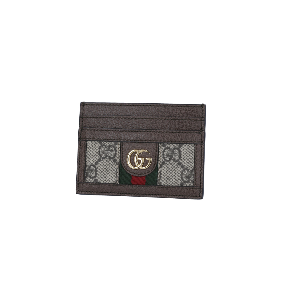 GUCCI  GGスプOPHIDIAカードケース 52315996IWG ギフトラッピング無料