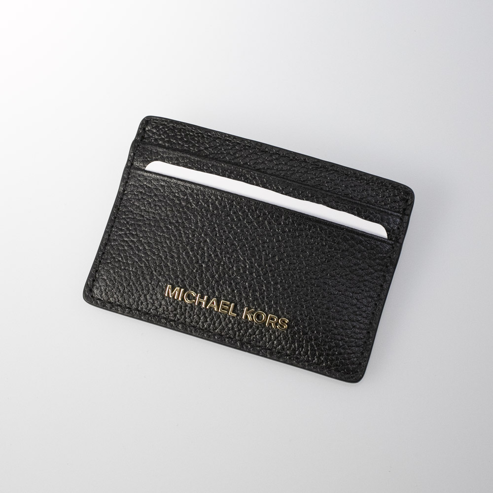 マイケルコース MICHAEL KORS JET SETレザーマチ無カードケース 34F9GF6D0L【FITHOUSE ONLINE SHOP】
