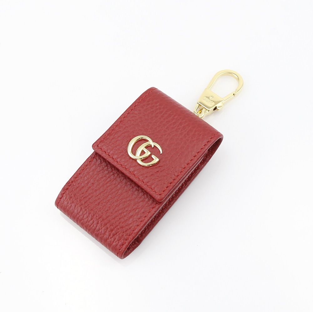 GUCCI  PETITE MARMONTキーポーチ 523195CAO0G ギフトラッピング無料