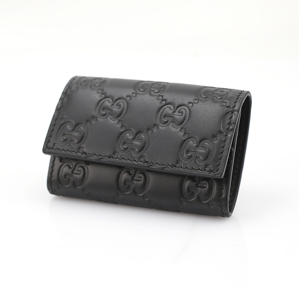 GUCCI グッチ キーケース 138093CWC1R/1000/71【FITHOUSE ONLINE SHOP】