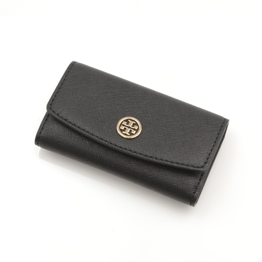トリーバーチ TORY BURCH キーケース ROBINSON SAF6連 54476【FITHOUSE ONLINE SHOP】