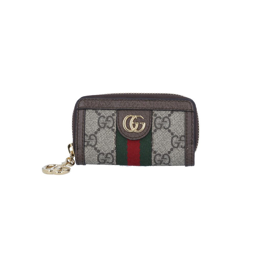 GUCCI  GGスプOPHIDIAキーポーチ 52315796IWG ギフトラッピング無料