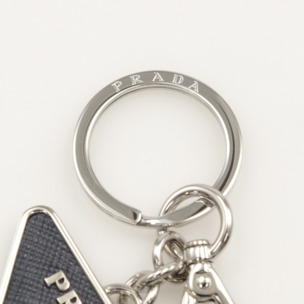 プラダ PRADA キーリング SAF.TRIANGOLOキーリング/BALTICO 2PP080-053【FITHOUSE ONLINE SHOP】