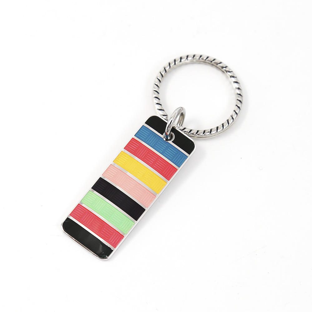 PAUL SMITH STRIPED TAG KEYRING ATXC-KEYR/STAG ギフトラッピング無料