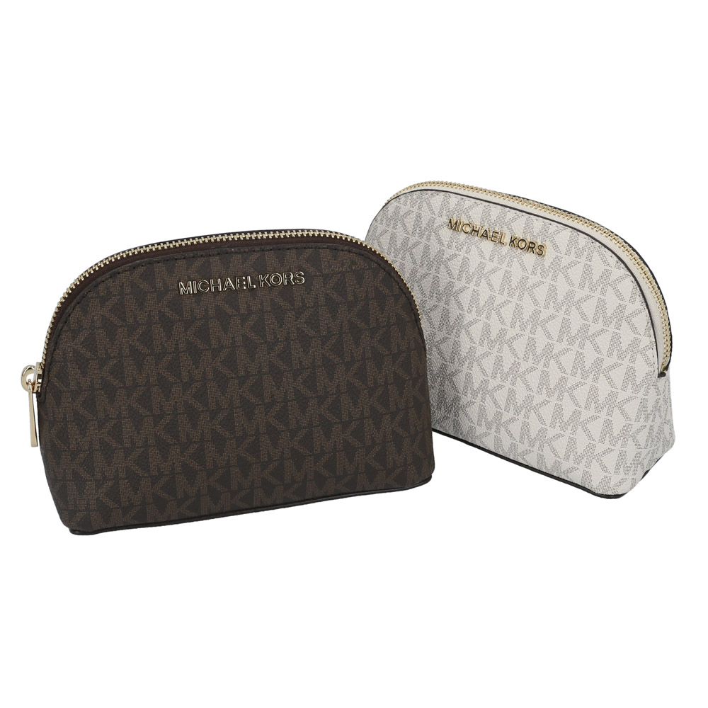 マイケルコース MICHAEL KORS ポーチ JET SET TRA.LG TRAVEL POUCH 35H8GTVU3B【FITHOUSE ONLINE SHOP】