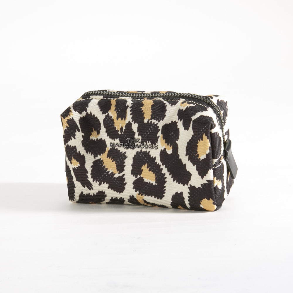 マークジェイコブス MARC JACOBS ポーチ THE BEAUTY LEOPARD SM POUCH M0017158【FITHOUSE ONLINE SHOP】