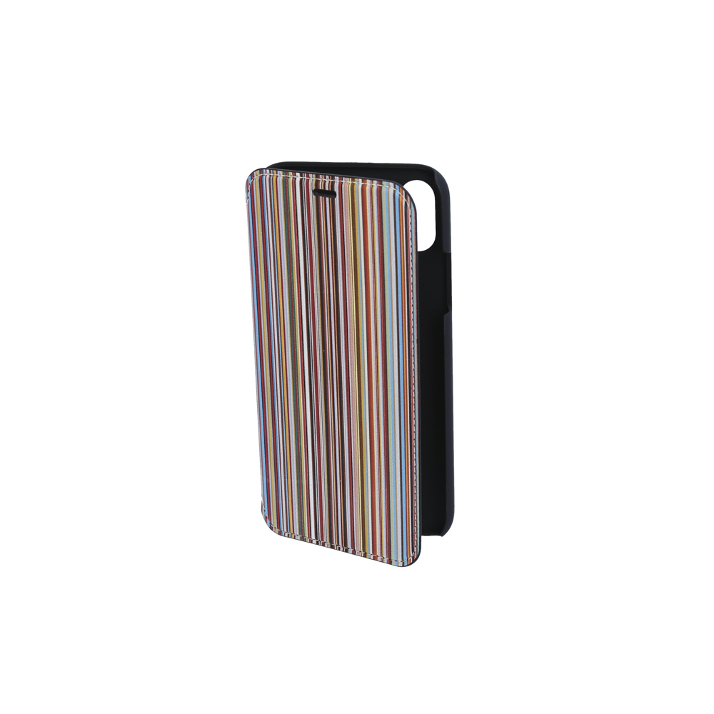 ポールスミス PAUL SMITH iphoneケース MULTI ST.折畳IPHONE X/XS対応 M1A5988 A40011【FITHOUSE ONLINE SHOP】