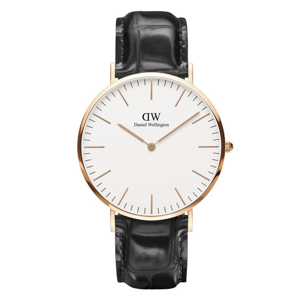 ダニエルウェリントン DANIEL WELLINGTON 腕時計 CLASSIC READING RG 40 DW00100014【FITHOUSE ONLINE SHOP】