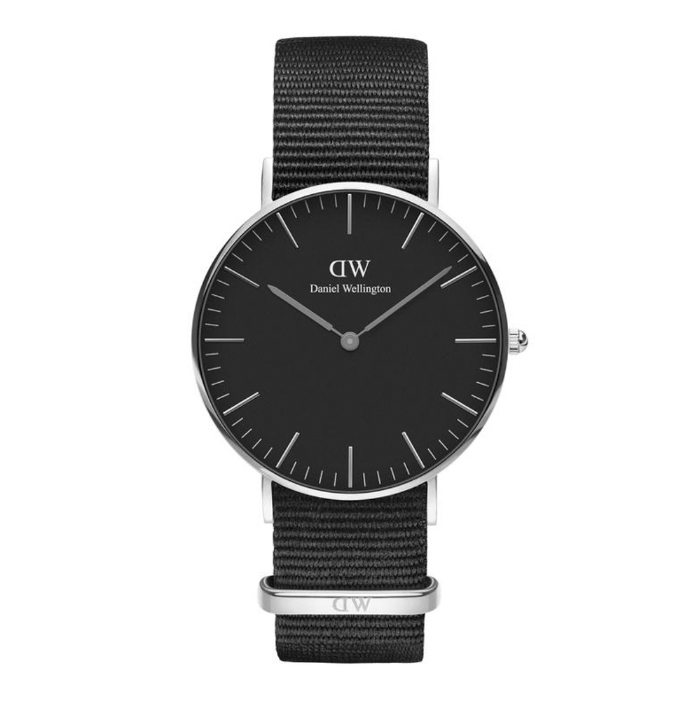 ダニエルウェリントン DANIEL WELLINGTON 腕時計 CORNWALL SV 36mm NATO DW00100151【FITHOUSE ONLINE SHOP】
