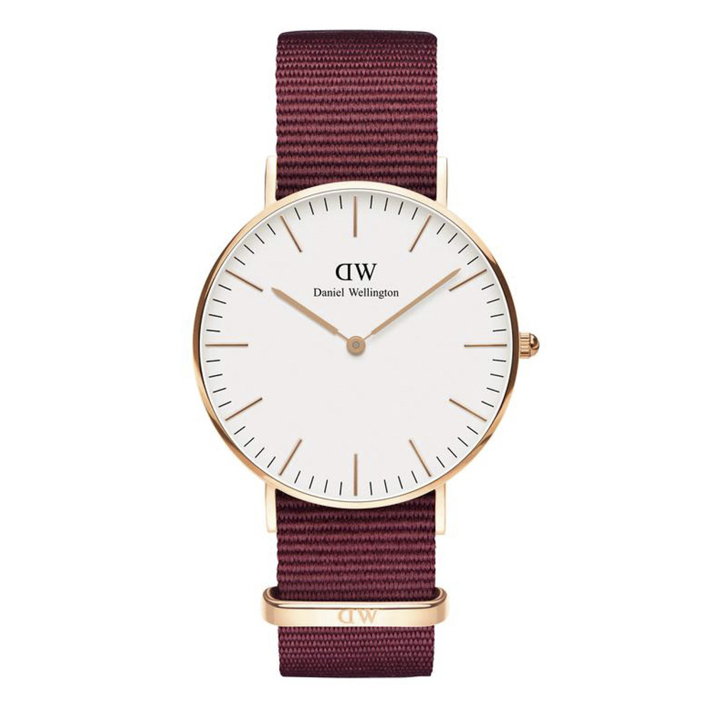ダニエルウェリントン DANIEL WELLINGTON 腕時計 ROSELYN RG 36mm NATO DW00100271【FITHOUSE ONLINE SHOP】