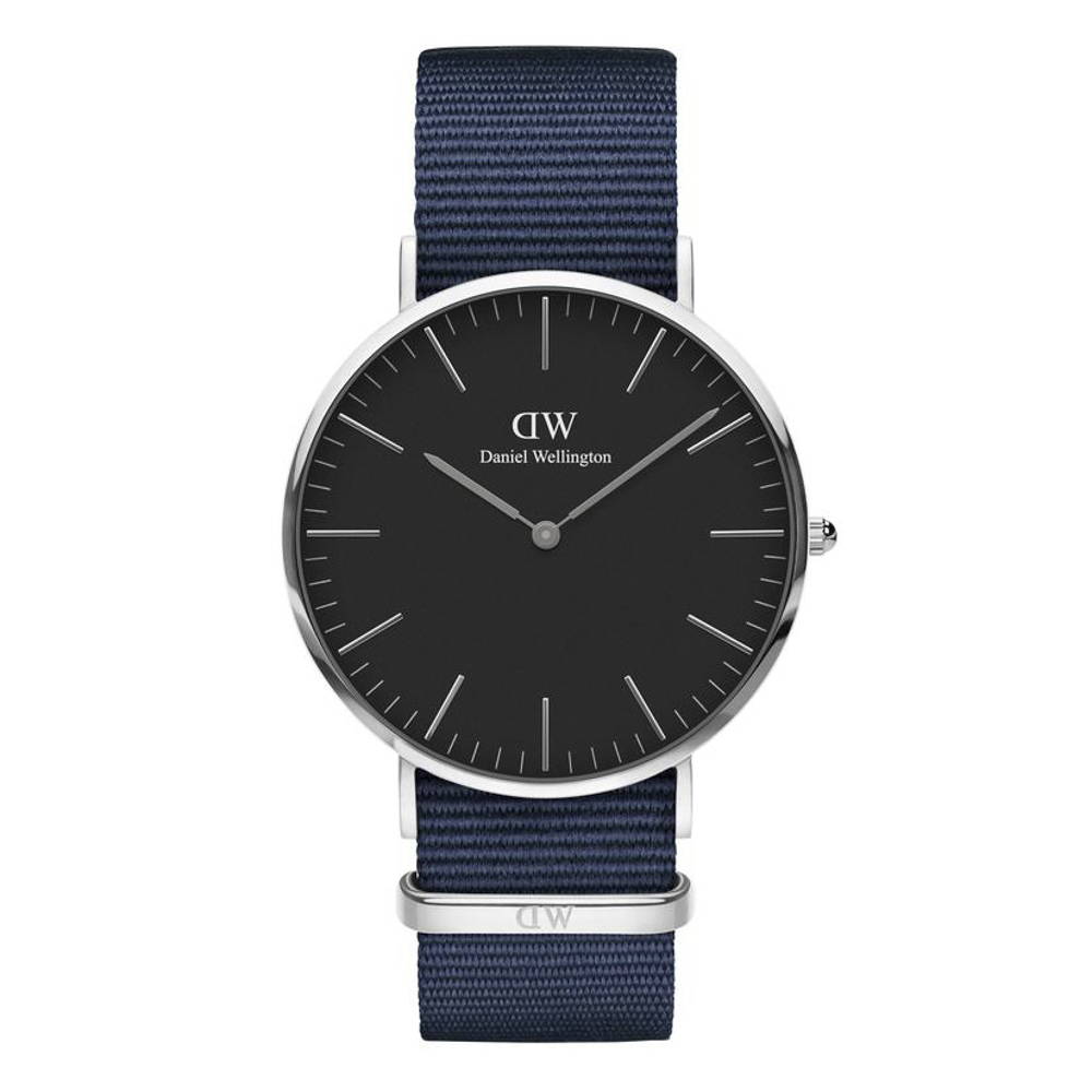 ダニエルウェリントン DANIEL WELLINGTON 腕時計 BAYSWATER SV 40mm NATO DW00100278【FITHOUSE ONLINE SHOP】