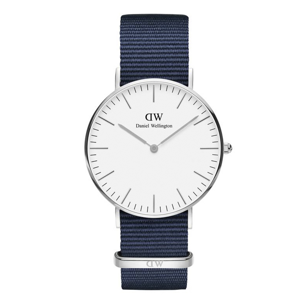 ダニエルウェリントン DANIEL WELLINGTON 腕時計 BAYSWATER SV 36mm NATO DW00100280【FITHOUSE ONLINE SHOP】