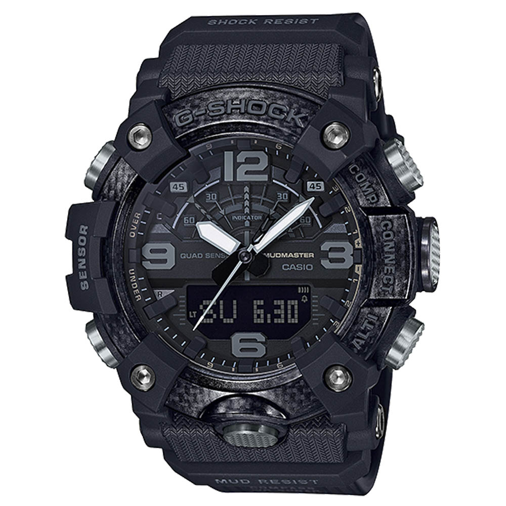 ジーショック G-SHOCK 腕時計 MUDMASTER Bluetooth Mウォッチ GG-B100-1BJF【FITHOUSE ONLINE SHOP】