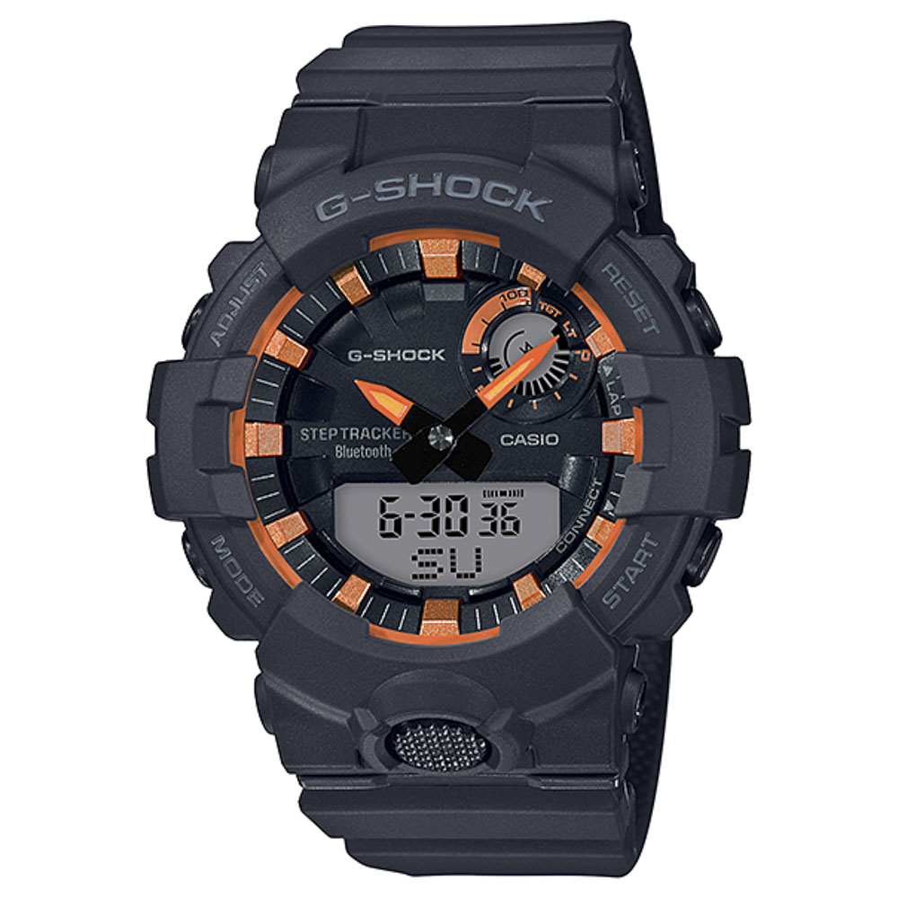 ジーショック G-SHOCK 腕時計 G-SQUAD FIRE PACKAGE '20 Mウォッチ GBA-800SF-1AJR【FITHOUSE ONLINE SHOP】
