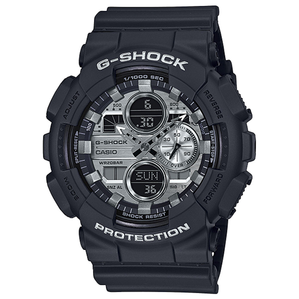 ジーショック G-SHOCK 腕時計 Garish Color Series アナデジMウォッチ GA-140GM-1A1JF【FITHOUSE ONLINE SHOP】
