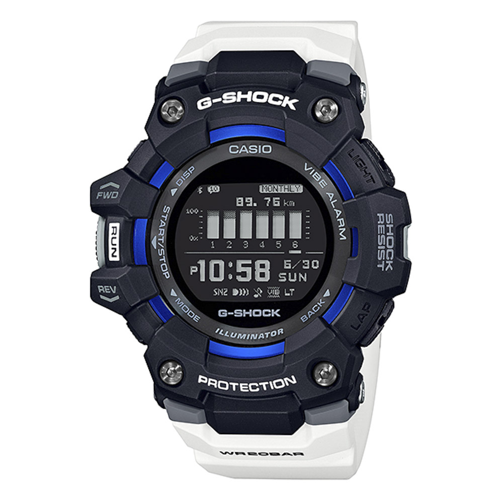 ジーショック G-SHOCK 腕時計 G-SQUAD GBD-100-1A7JF【FITHOUSE ONLINE SHOP】