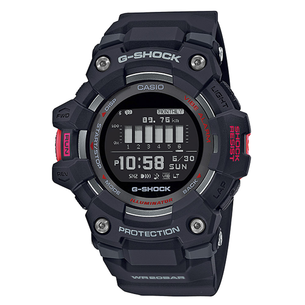 ジーショック G-SHOCK 腕時計 G-SQUAD GBD-100-1JF【FITHOUSE ONLINE SHOP】