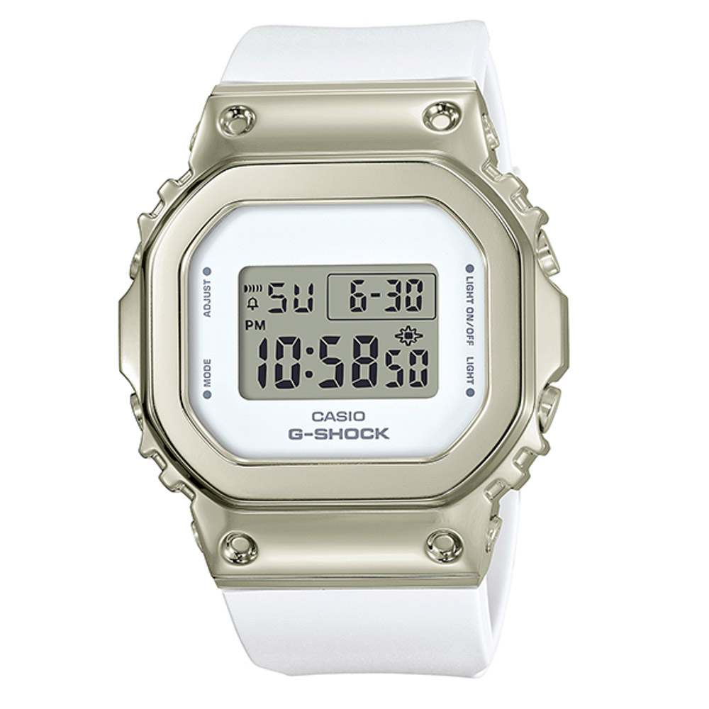 ジーショック G-SHOCK 腕時計 Metal Covered GM-S5600デジタルMウォッチ GM-S5600G-7JF【FITHOUSE ONLINE SHOP】