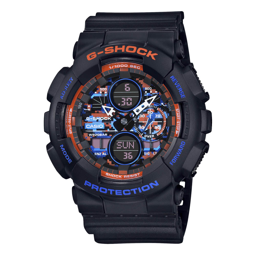 ジーショック G-SHOCK 腕時計 City Camouflage アナデジMウォッチ GA-140CT-1AJF【FITHOUSE ONLINE SHOP】