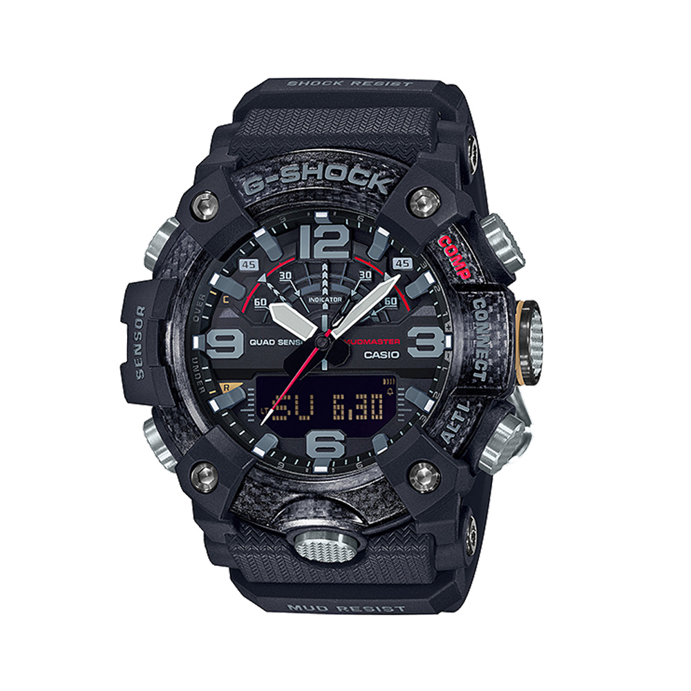 ジーショック G-SHOCK 腕時計 MUDMASTER Bluetooth M GG-B100-1AJF【FITHOUSE ONLINE SHOP】