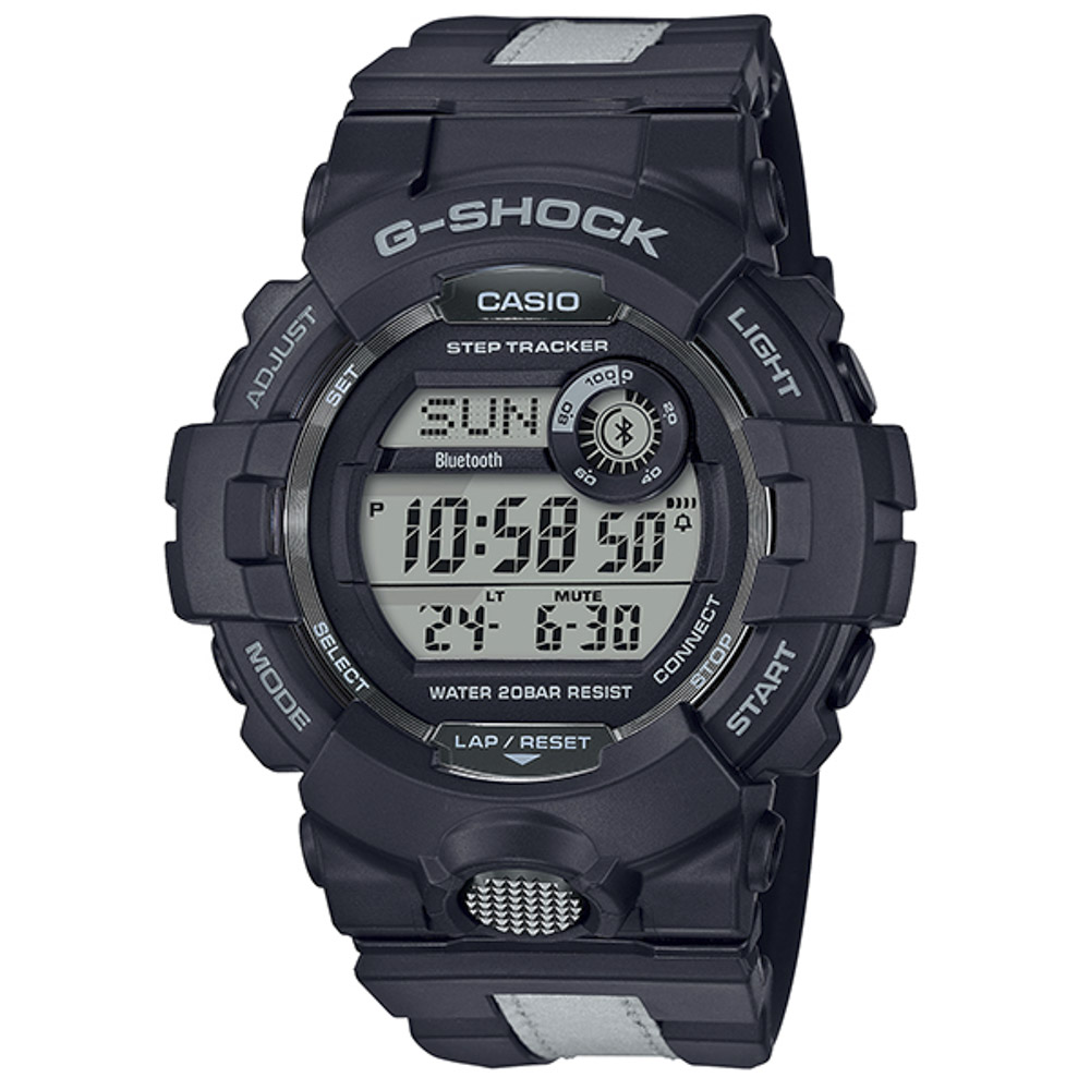 ジーショック G-SHOCK 腕時計 G-SQUAD Bluetooth デジタルMウォッチ GBD-800LU-1JF【FITHOUSE ONLINE SHOP】