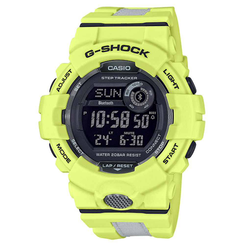 ジーショック G-SHOCK 腕時計 G-SQUAD Bluetooth デジタルMウォッチ GBD-800LU-9JF【FITHOUSE ONLINE SHOP】