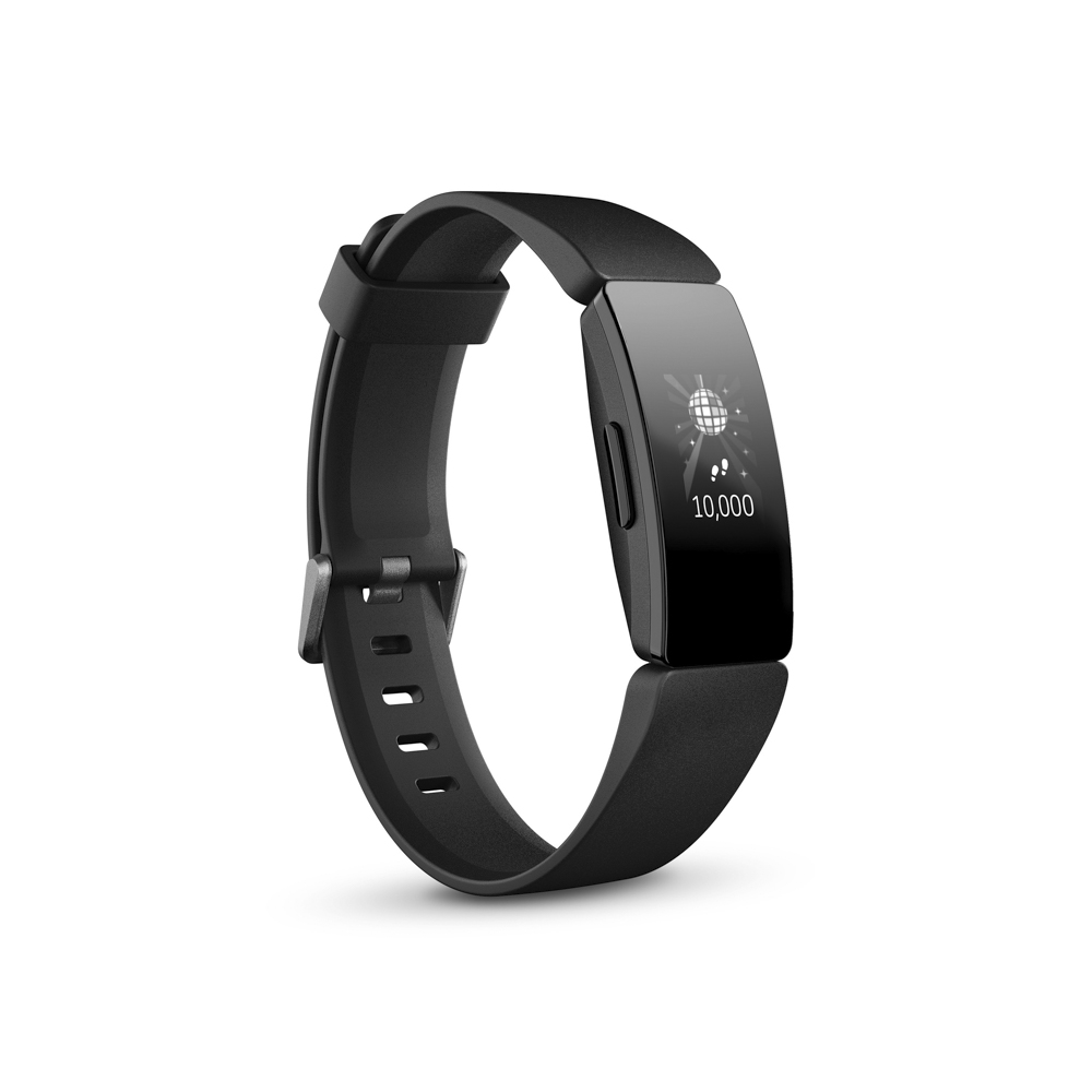 フィットビット fitbit スマートウォッチ FRCJK Inspier HR 36x15  FB413BKBK【FITHOUSE ONLINE SHOP】