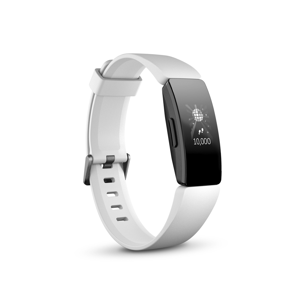 フィットビット fitbit スマートウォッチ FRCJK Inspier HR 36x15 FB413BKWT【FITHOUSE ONLINE SHOP】