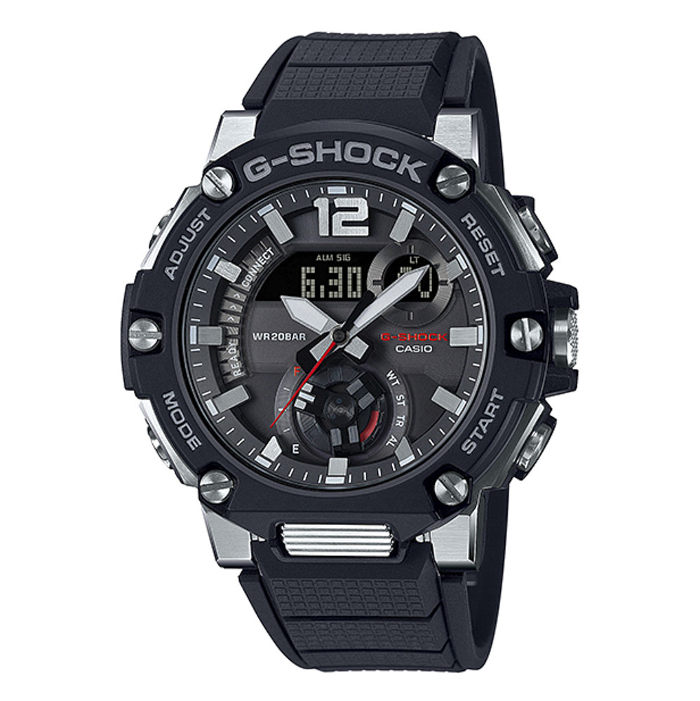 ジーショック G-SHOCK 腕時計 G-STEEL BluetoothソーラーMウォッチ GST-B300-1AJF【FITHOUSE ONLINE SHOP】