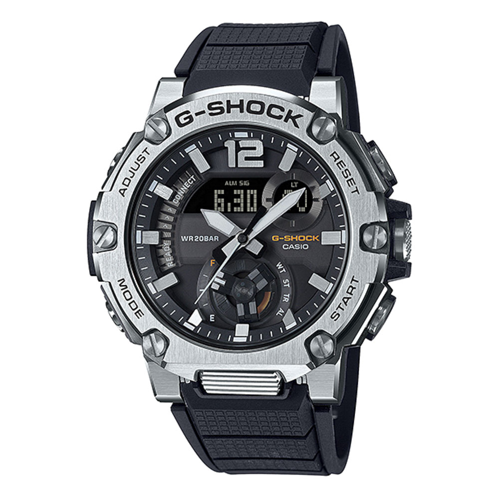 ジーショック G-SHOCK 腕時計 G-STEEL BluetoothソーラーMウォッチ GST-B300S-1AJF【FITHOUSE ONLINE SHOP】